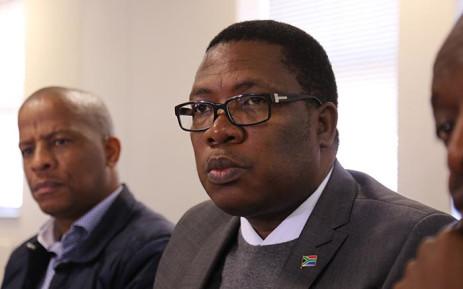 FILE: Gauteng Education MEC Panyaza Lesufi. Picture: Christa Eybers/EWN