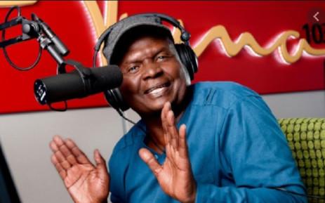 FILE: Radio legend Grant Shakoane Picture: @SAgovnews/Twitter