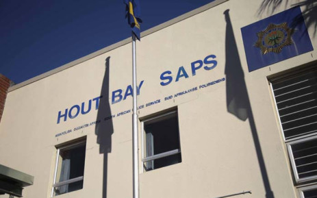 Hout Bay Police Station. Picture: Cindy Archillies/EWN