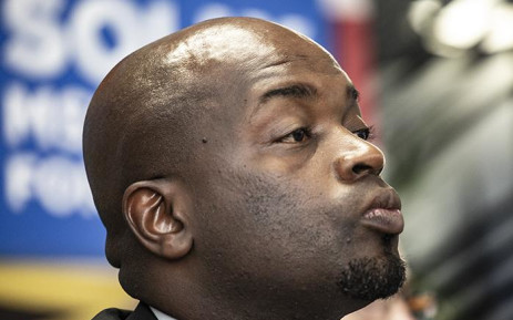 FILE: Outgoing Tshwane Mayor and DA Gauteng premier candidate Solly Msimanga. Picture: Kayleen Morgan/EWN.