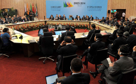 Start of the 6th Brics summit held at Centro de Eventos do Ceara' in Fortaleza, Brazil. Picture: GCIS.