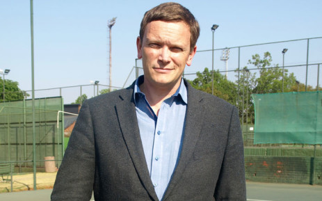 Richard Glover, TSA CEO, says he's probably 'the worst tennis player in the world'.