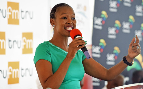 Deputy Minister of Communications Stella Ndabeni-Abrahams. Picture: GCIS.