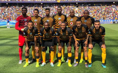 Kaizer Chiefs players. Picture: @KaizerChiefs/Twitter