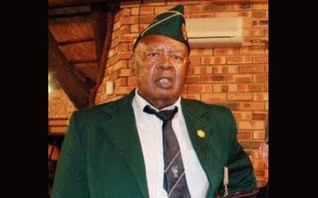 Isaac Lesiba Maphotho. Picture: @VeteransZA/Twitter