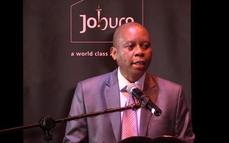 FILE: Johannesburg Mayor Herman Mashaba. Picture: Kgothatso Mogale/ EWN.