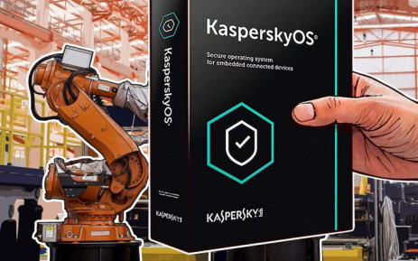 A general view showing the software produced by Russia's Kaspersky Lab. Picture: @kasperskyuk/Twitter.