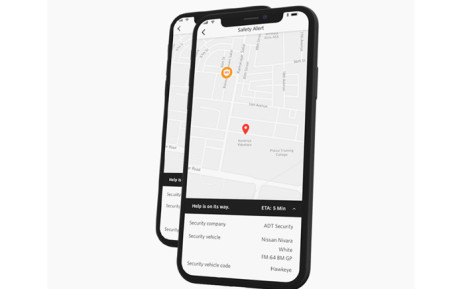 Momentum Short Term Insurance launched the Safety Alert, an innovative emergency panic button linked to armed response, which is available on the Momentum app. Picture: momentum.co.za