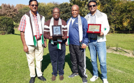 FILE: EPPA members, all former Robben Island political prisoners, pictured after a meeting in Soweto. Picture: Supplied
