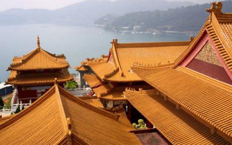 Sun Moon Lake, Taiwan. Picture: Sxc.hu
