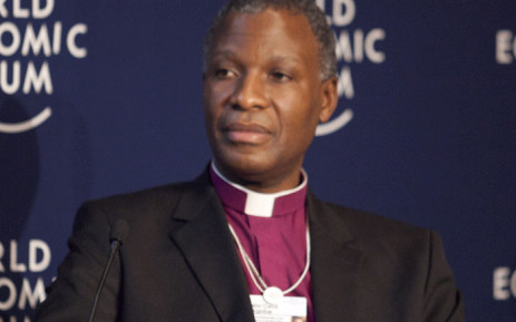 Anglican Archbishop Thabo Makgoba. Picture: World Economic Forum/Flickr