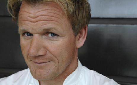 Celebrity chef Gordon Ramsay. Picture: AFP.