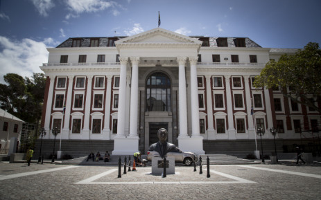 The Parliament of South Africa. Picture: Aletta Harrison/EWN.