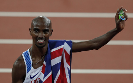 FILE: Mo Farah. Picture: AFP