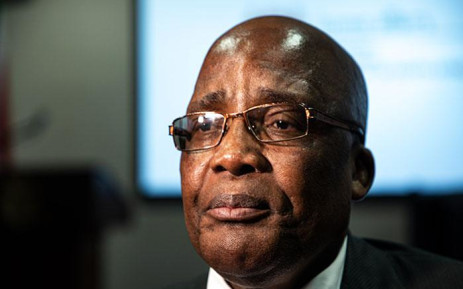 FILE: Home Affairs Minister Aaron Motsoaledi visited the Department of Home Affairs' head office in Tshwane on 4 October 2019. Picture: Xanderleigh Dookey/EWN