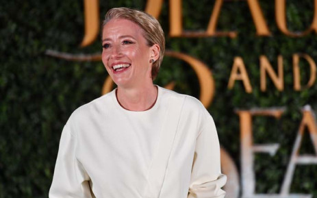 FILE: British actress Emma Thompson. Picture: AFP