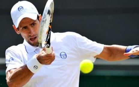 Serbian player Novak Djokovic. Picture: AFP