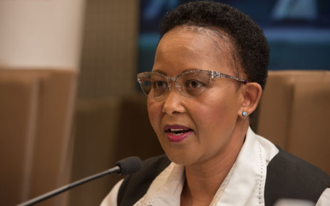 Former sports and recreation minister Tokozile Xasa. Picture: GCIS