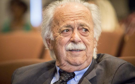 FILE: Veteran human rights lawyer George Bizos passed away on 9 September, aged 92. Picture: EWN