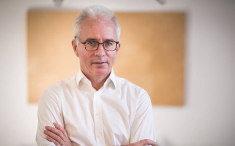 Peter Sands, the director of the Global Fund to Fight Aids, Tuberculosis and Malaria. Picture: @theglobalfund/Facebook.com.