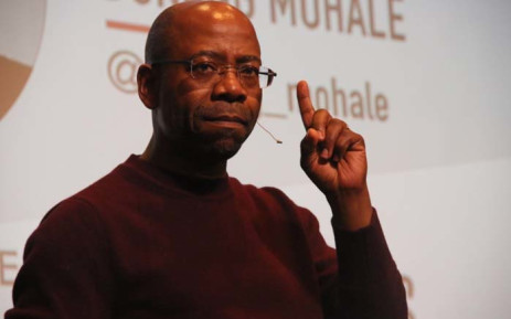 FILE: Business Leadership South Africa CEO Bonang Mohale speaking at the Lead SA Changemakers Conference in Johannesburg. Picture: @lead_sa/Twitter