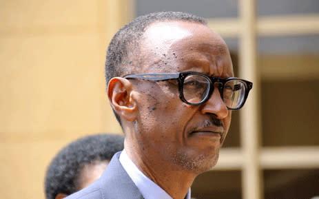 Rwandan President Paul Kagame. Picture: Leanne de Bassompierre/EWN