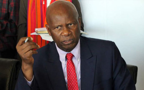 FILE: Zimbabwe's acting finance minister Patrick Chinamasa. Picture: search.co.zw