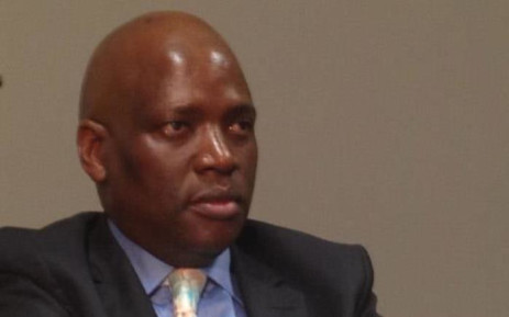 South African Broadcasting Corporation (SABC) Chief Operating Officer Hlaudi Motsoeneng. Picture: Reinart Toerien/EWN.