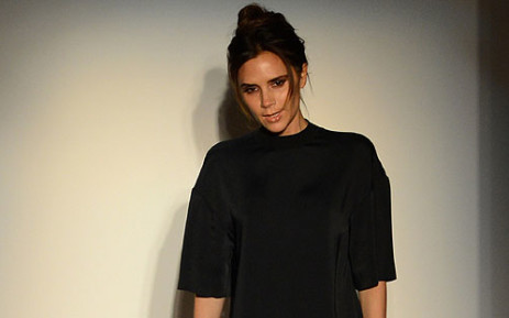 FILE: Fashion designer Victoria Beckham. Picture: AFP.