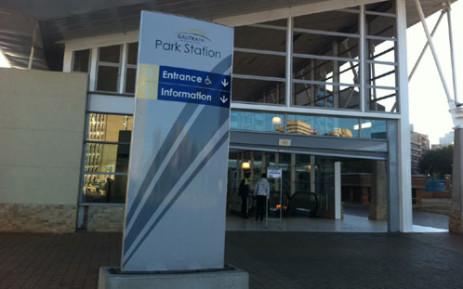 Gautrain Park Station. Picture: Gia Nicolaides/EWN.