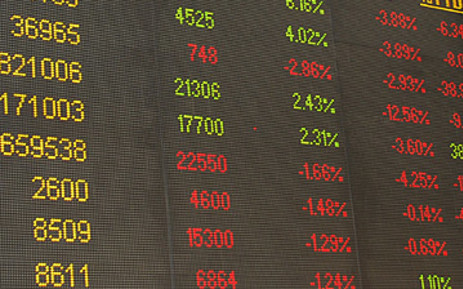 Johannesburg Securities Exchange. Picture taken on 8 August 2008. Picture: Taurai Maduna/Eyewitness News