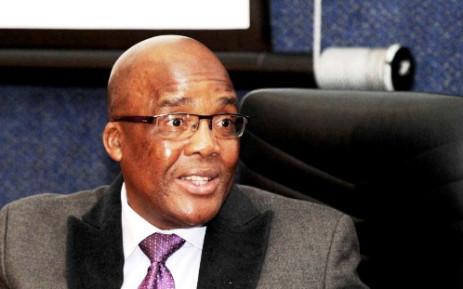 Health Minister Aaron Motsoaledi. Picture: GCIS/SAPA.