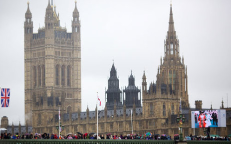 FILE: London Picture: AFP