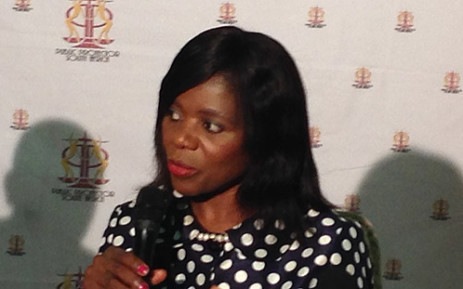 Public Protector Thuli Madonsela says her office is still aiming to release the Nkandla report before the end of January. Picture: Reinart Toerien/EWN.