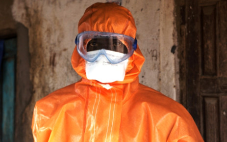 FILE: Sierra Leone, Guinea and Liberia are at the heart of the world's worst recorded outbreak of Ebola. Picture: AFP.