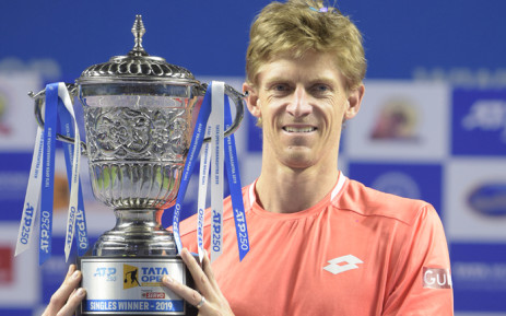 Kevin Anderson wins battle of giants with Pune ATP title