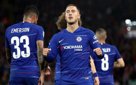 best website b630d 05756 Hazard can leave Chelsea if he wants, says Sarri