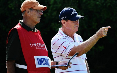 Tom Watson (right). Picture: Facebook.com.