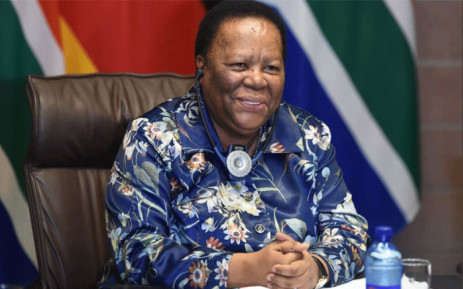 We hope USA will now get affairs in order, says Naledi Pandor, Newsline