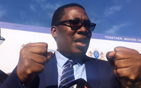 FILE: Gauteng Eduction MEC Panyaza Lesufi.  Picture: Mia Lindeque/EWN