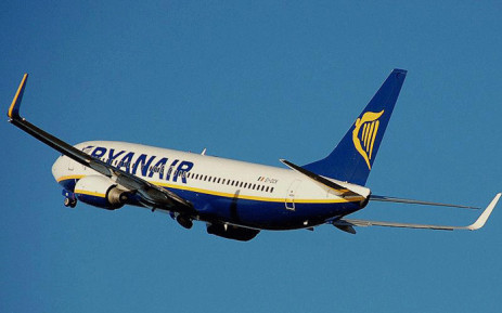 Picture: @Ryanair/Twitter