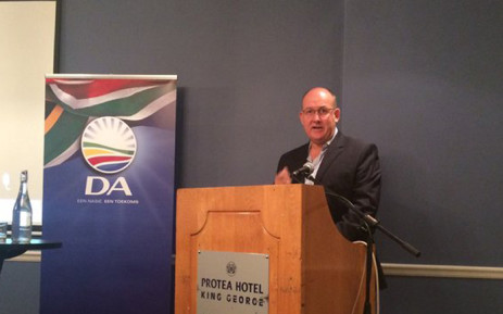 DA's mayoral candidate for the Nelson Mandela Bay Municipality Athol Trollip. Picture: @AtholT.