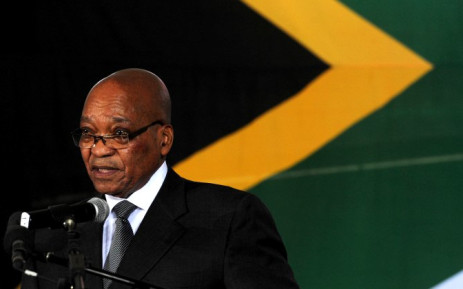 FILE. President Jacob Zuma will deliver his State of the Nation Address (Sona) on Tuesday 17 June. Picture: Sapa