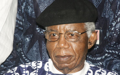 Nigerian writer Chinua Achebe. Picture: AFP