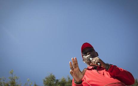 FILE: Saftu secretary-general Zwelinzima Vavi. Picture: Sethembiso Zulu/EWN.
