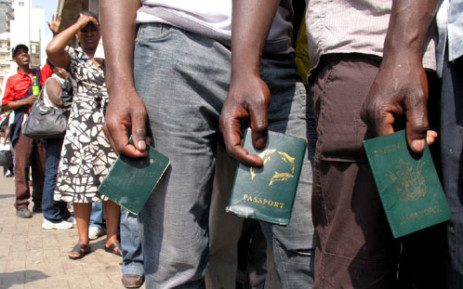 File: Zimbabweans will be queuing to vote soon. Picture: Nastasya Tay/EWN