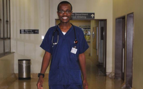 Doctor Sandile Kubheka qualified from UKZN at the age of 20 and is the youngest doctor in SA's history. Picture: Facebook.