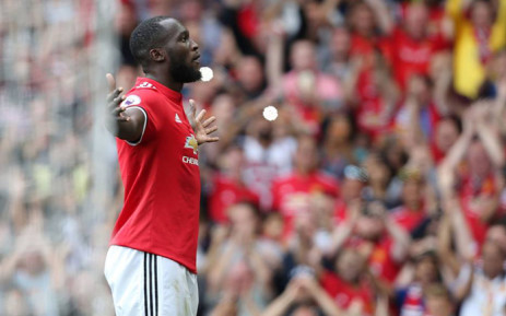 Manchester United striker Romelu Lukaku. Picture: Facebook.