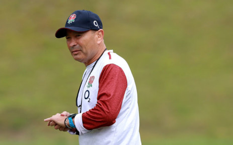 England rugby coach Eddie Jones. Picture: @EnglandRugby/Twitter