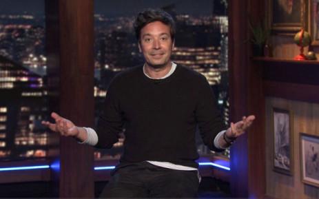 'Tonight Show' host Jimmy Fallon. Picture: @jimmyfallon/Twitter